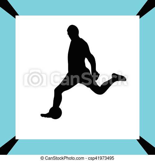 soccer player - csp41973495