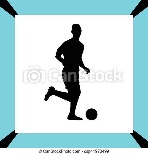 soccer player - csp41973499