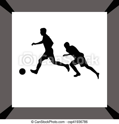 soccer player - csp41936786