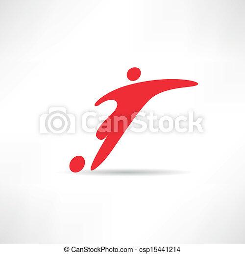 soccer player - csp15441214