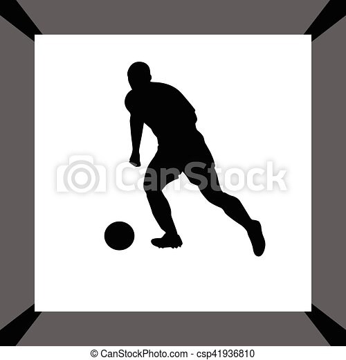 soccer player - csp41936810