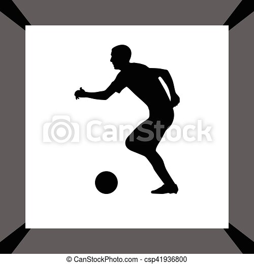 soccer player - csp41936800