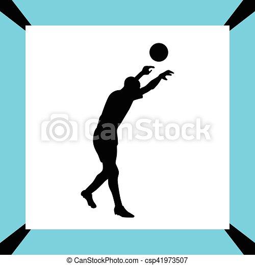 soccer player - csp41973507