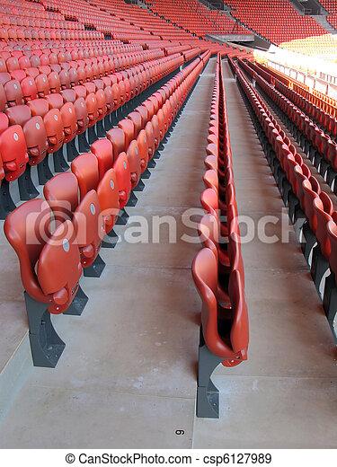 Soccer stadium - csp6127989