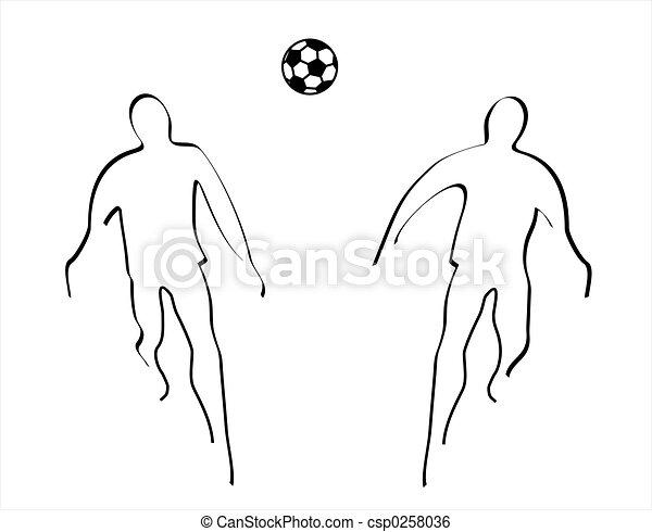 Soccer - csp0258036