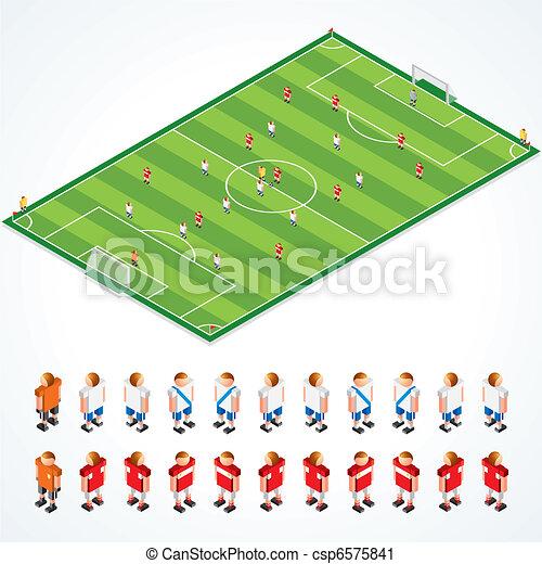 Soccer Tactics - csp6575841