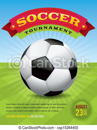 Soccer Tournament Design A Nice Design For A Soccer Tournament