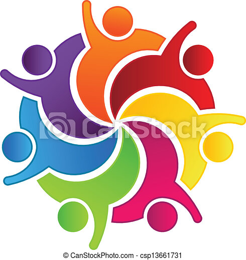 Social Friends 7 - csp13661731
