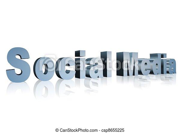 Line Art Media Design : Social media d text xxxl that says stock