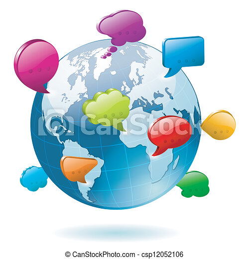 Social Media Concept - csp12052106