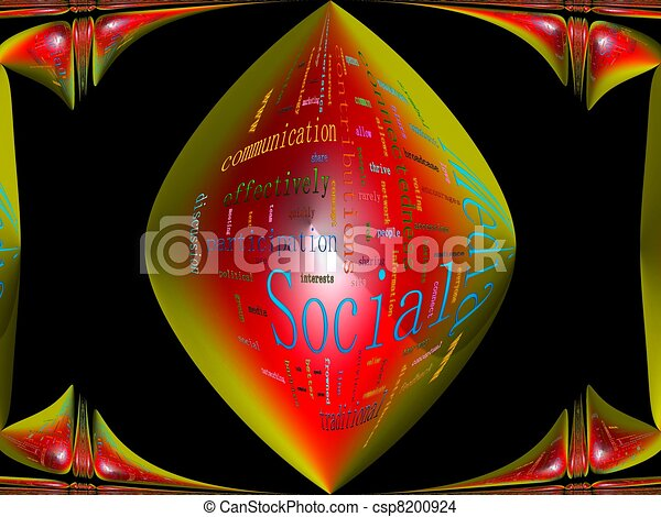 Social Media - csp8200924