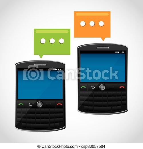 social media - csp30057584