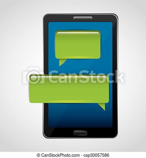 social media - csp30057586