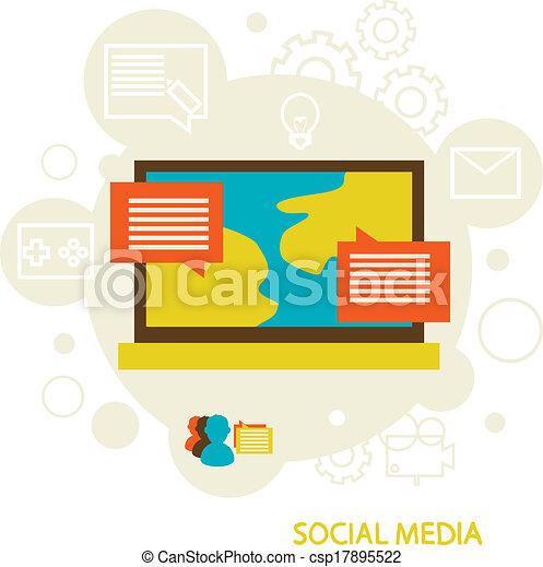 Social Media - csp17895522