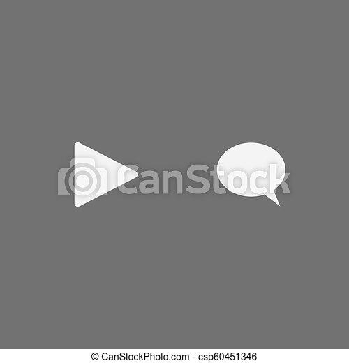 Social media network icons set - csp60451346