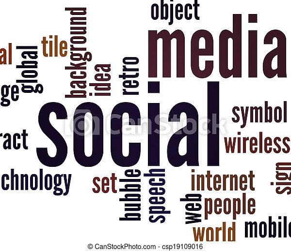 Social Media - csp19109016