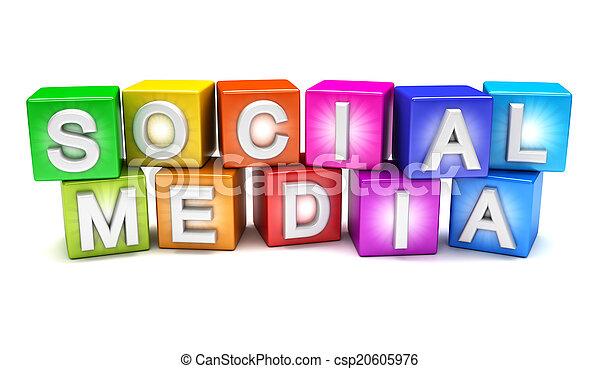Social media - csp20605976