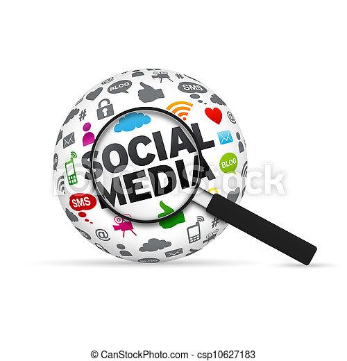 Social Media - csp10627183
