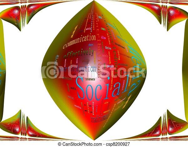 Social Media - csp8200927