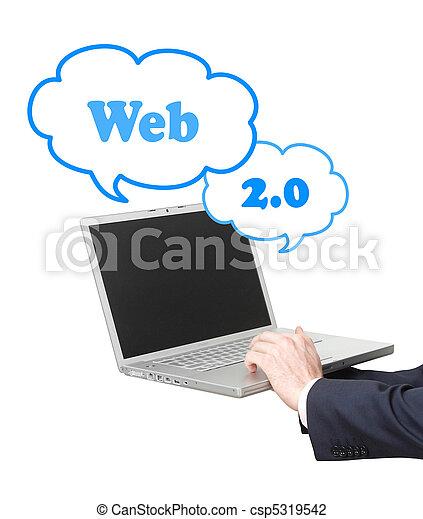 Social media - csp5319542