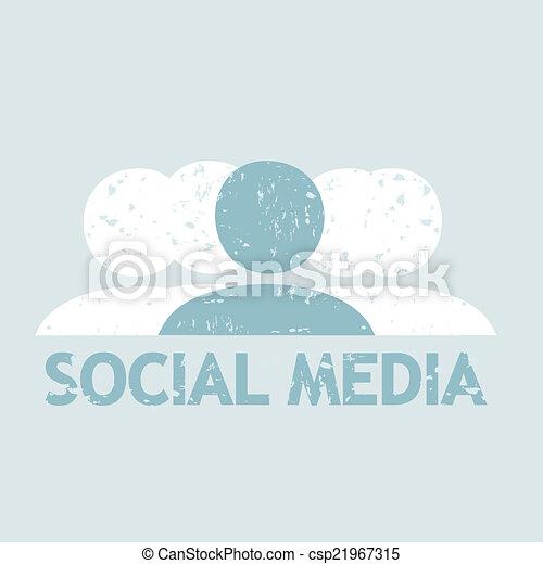 Social Media - csp21967315