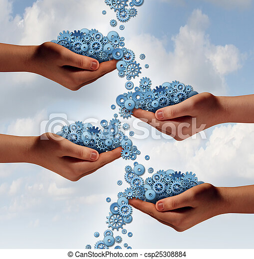 Social Networking  Concept - csp25308884