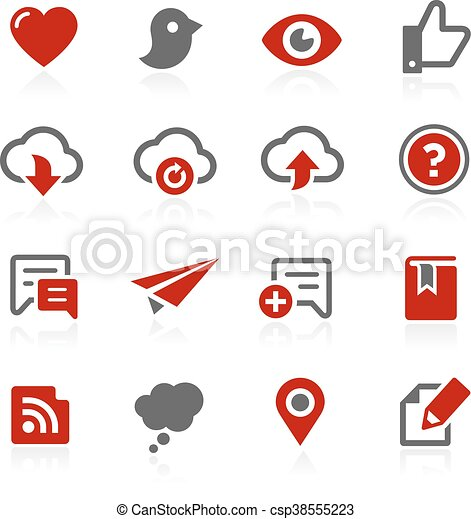 Social Sharing and Communications - csp38555223