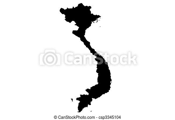 Socialist Republic of Vietnam - csp3345104