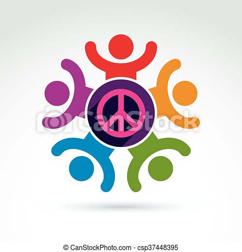 Society Business And Organization Taking Care About The Peace