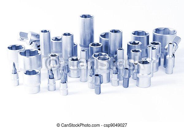 Socket wrench - csp9049027
