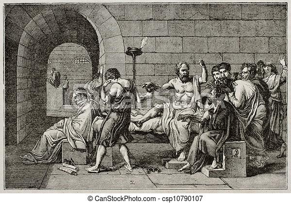 Sokrates Tod