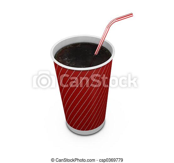 Soda drink - csp0369779