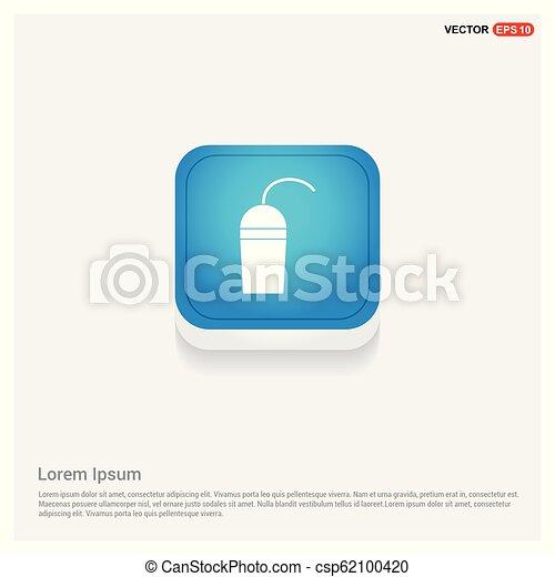 Soda drink icon - csp62100420