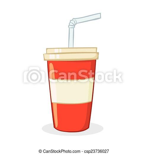 Soda Drink - csp23736027