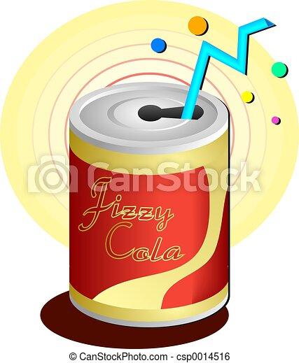 Soda Drink - csp0014516