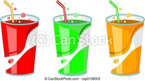 soda drinks - csp0108003