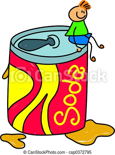 soda kid - csp0372795