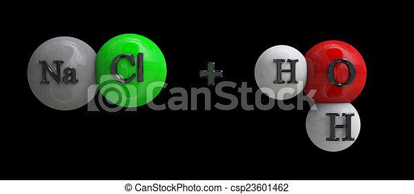 Sodium Hydroxide - csp23601462