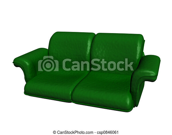 sofa 3d - csp0846061
