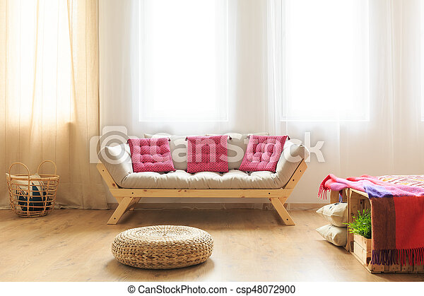Prime Sofa In The Living Room Creativecarmelina Interior Chair Design Creativecarmelinacom