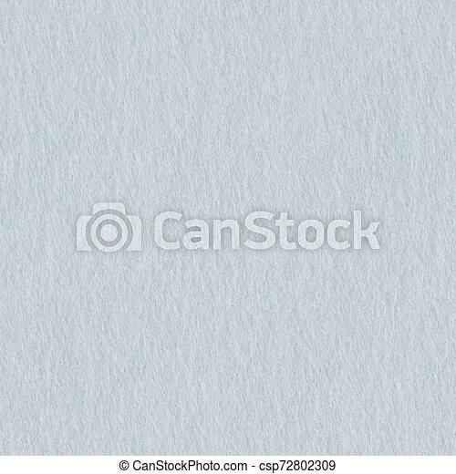 Soft blue felt background for design. Seamless square texture, t - csp72802309