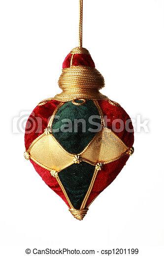 soft christmas ball - csp1201199