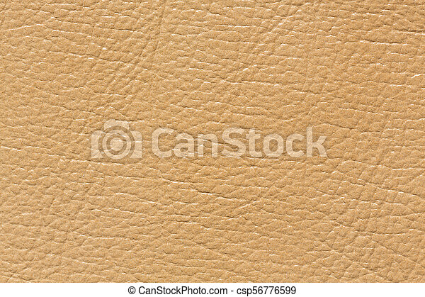Soft leather texture in light colour. - csp56776599