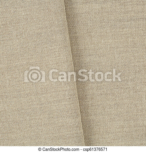 Soft linen fabric for sewing clothes  Background with natural fabrics