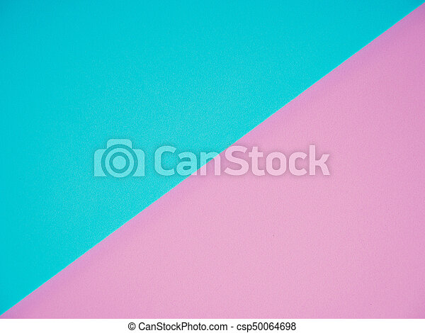 Soft pink and light blue pastel colored foam sheets sponge... stock ...