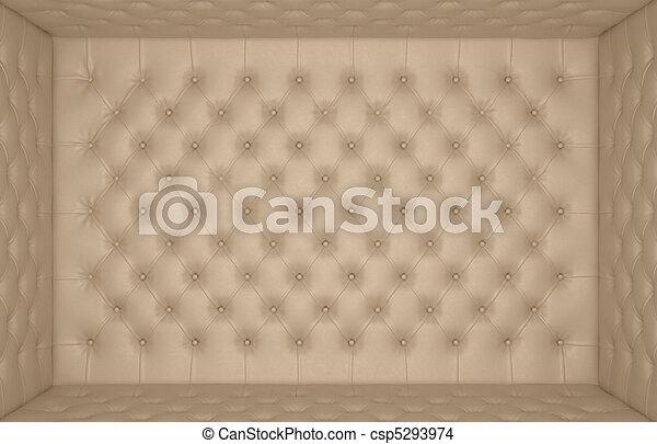 Soft room concept: isolation - csp5293974