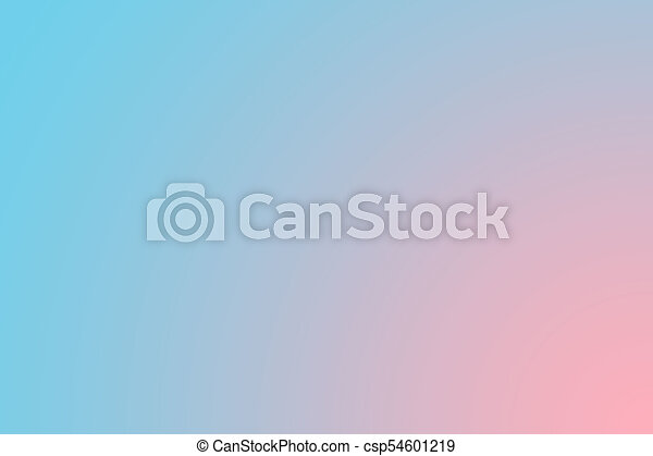Soft Sweet Blurred Blue And Pink Pastel Color Background Abstract Gradient Desktop Wallpaper