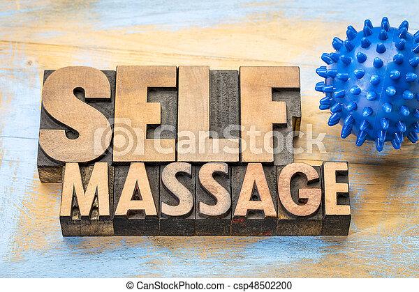 soi, spiky, concept, masage - csp48502200