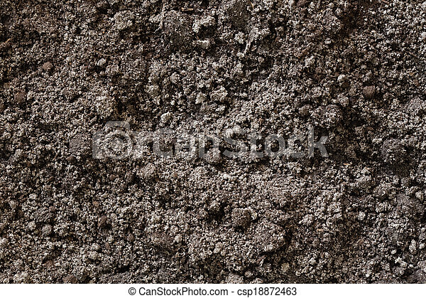 Soil Dirt Background Texture Natural Pattern Canstock