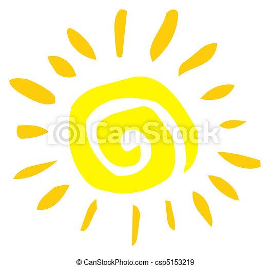 sol, abstratos - csp5153219